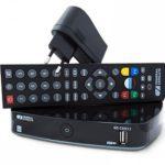 Цифровая спутниковая Full HD приставка-клиент GS C5911 фото 1