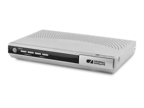 Цифровой спутниковый Full HD ресивер GS U510 фото 0
